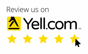 Yell 5 star review
